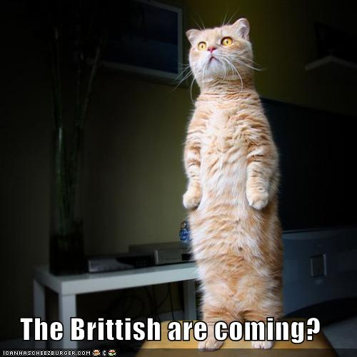 LOL - The Brittish